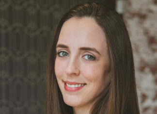 Headshot photo of Suzanne Huber Feature on Coruzant