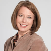 Headshot photo of Terri Christensen