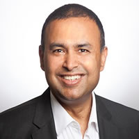 Headshot photo of Vijay Sikka