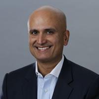 Headshot photo of Raj Verma