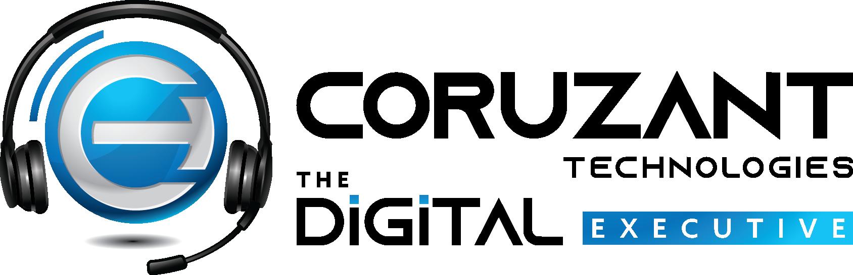 The Digital Executive Podcast logo