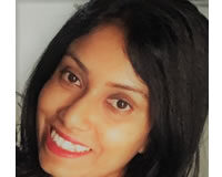 Headshot of Tanu Ghosh