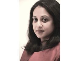 Headshot of Sujita Purushothaman