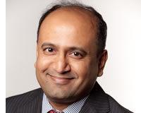 Headshot of Kishore Patel