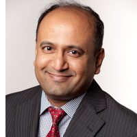 Headshot of Kishore Patel