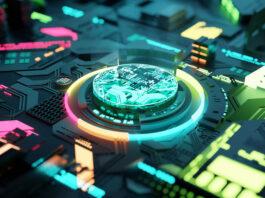quantum computing circuit board