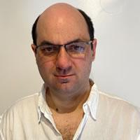 Headshot of Marcelo Teselman