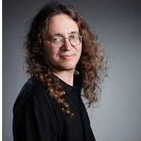 headshot of Dr. Ben Goertzel