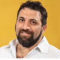 Headshot of Eran Shlomo