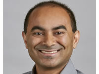 Headshot of Ahmer Inam