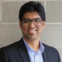 Headshot of Prateek Joshi