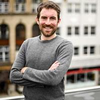 Headshot of Jeremy Kauffman