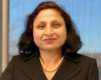 Headshot of Saroj Gupta
