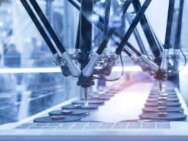 the process of designing medical devices assembly line