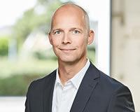 Headshot of Peter Sorgenfrei