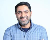 Headshot of CEO Shamir Allibhai