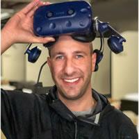 Headshot of co-founder Amir Berenjian