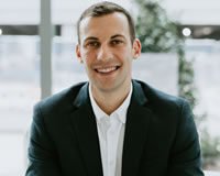 Headshot of Managing Partner Aaron Bock
