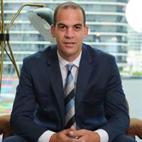 Headshot of Greynier Fuentes Vice President