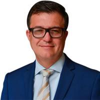 Headshot of CEO Rado Kotorov