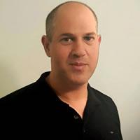 Headshot of CEO Nadav Levy