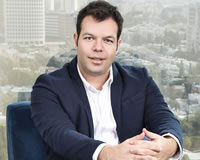 Headshot of Founder & CEO Tom Livne