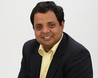 Headshot of Dan Raju