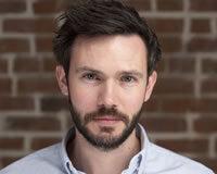 Headshot of V.P. Oliver Trundley