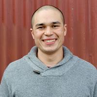 Headshot of Chief Creativity Officer Kenny White