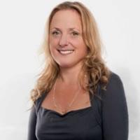 Headshot of CEO Katy Wigdahl