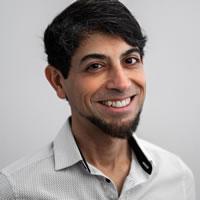 Headshot of CEO Haitham Al-Beik