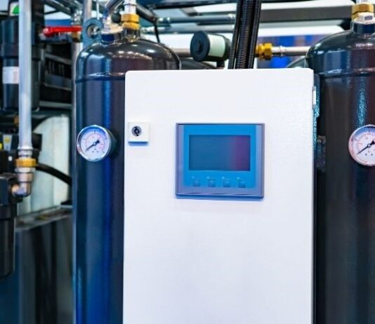 cooling units are environmental factors that impact the efficiency of a data center