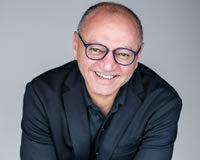 Headshot of CEO Hany Fam