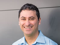 Headshot of CEO Marwan Forzley