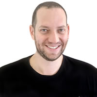 Headshot of Co-Founder and CEO Omri Moran