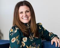 Headshot of CEO Rachel Neill