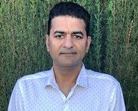Headshot of Founder & CEO Vipin Porwal