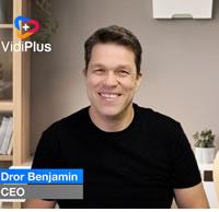 Headshot of CEO Dror Benjamin
