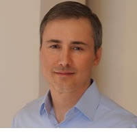 Headshot of Founder and CEO Michael Kearns