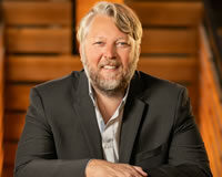 Headshot of Chief Executive Officer Michael Norring
