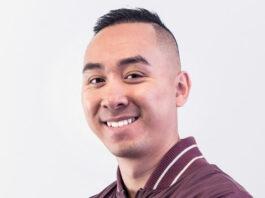 Headshot of CEO Trung Pham