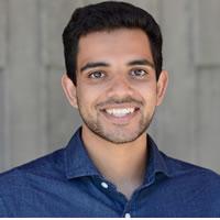 Headshot of Co-Founder & CEO Akilesh Bapu