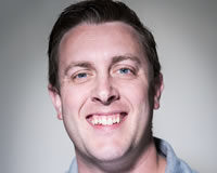 Headshot of CEO and Co-Founder Jon Cheney