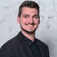 Headshot of Co-Founder & CEO Deyan Georgiev