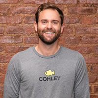 Headshot of Co-Founder and CEO Tom Logan