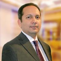 Headshot of Business Unit Head Jay Venkateshwaran