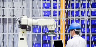AI and Robotic Process Automation in supply chain manufacturing
