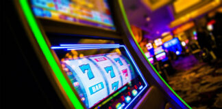 slot machine using casino technology with mobile integration