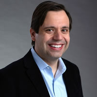 Headshot of Co-Founder and CTO Thomas Sphinx