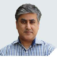 Headshot of CEO Krishnan Hariharan